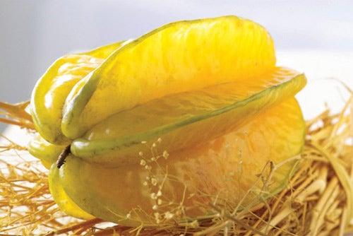 El tamarindo chino, la fruta estrella.