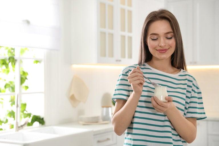 ¿Qué podemos comer para recuperar la flora intestinal?