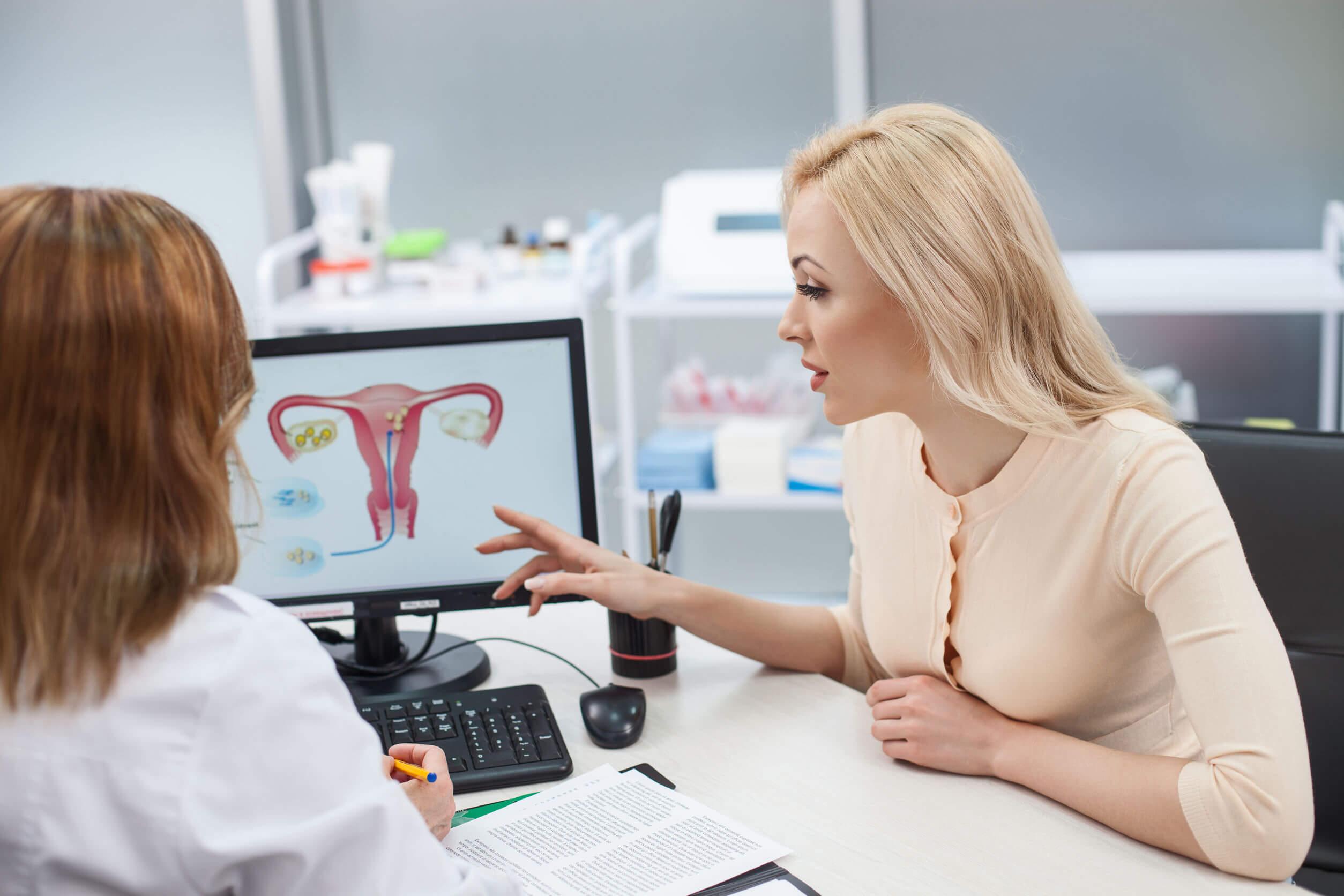 Las dudas sobre los protectores diarios deben ser aclaradas con el ginecólogo.