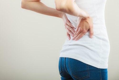 Dolor de espalda en espondiloartritis anquilosante