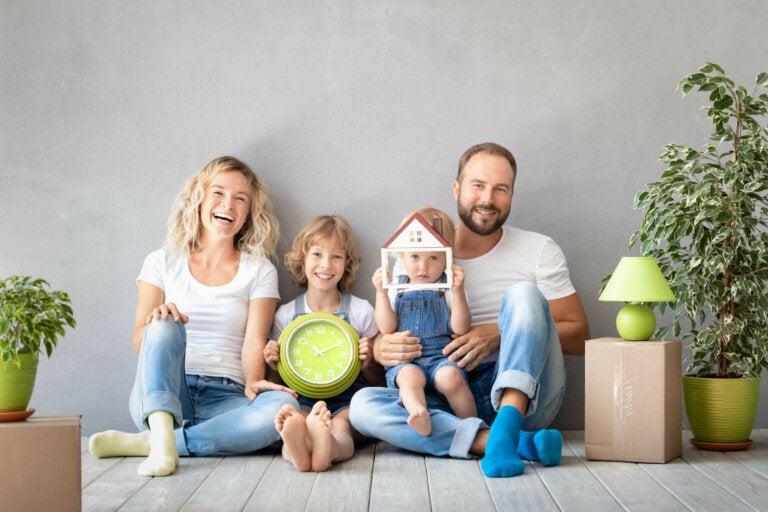 7 hábitos para las familias saludables