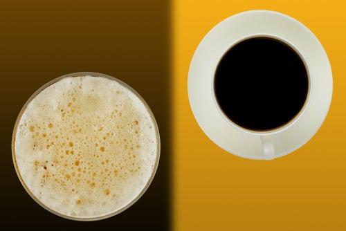 Café o cerveza: ¿qué te ayuda a vivir más tiempo?