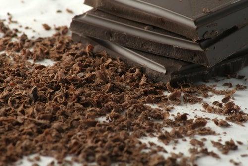 Chocolate amargo: recetas y sus propiedades para la salud.