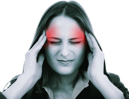 Tratar el dolor de cabeza con acupuntura
