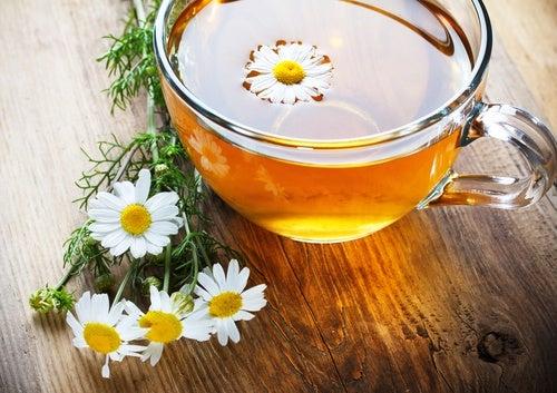 ¿La infusión de manzanilla ayuda a aliviar las infecciones urinarias?