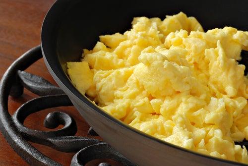 Deliciosas recetas con huevos