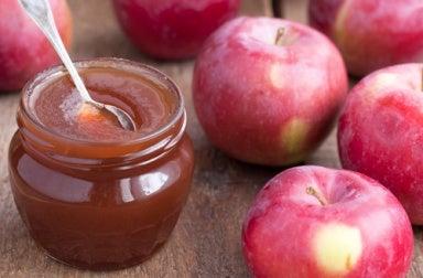 Remedios con manzanas