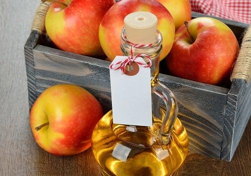 Vinagre para combatir el mal olor corporal
