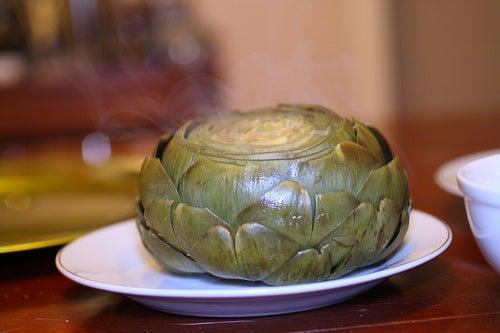 alcachofa foodiesathome la hipertensión arterial