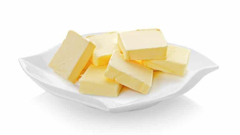 Buenas razones para comer mantequilla (natural)