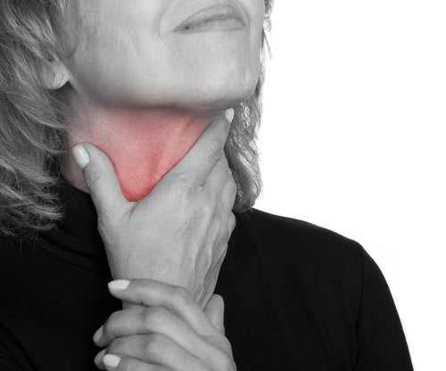 Dolor de garganta