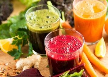 Bebidas frutales para adelgazar rápida y sanamente