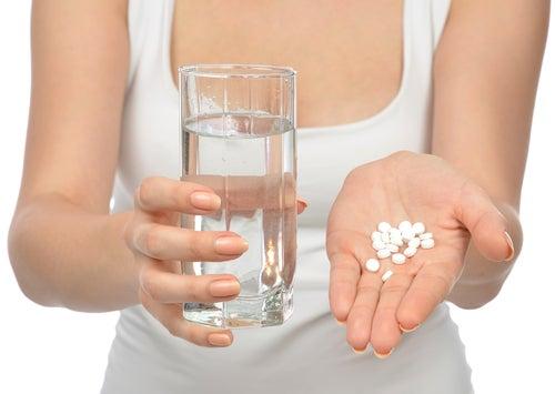 Pastillas de aspirina