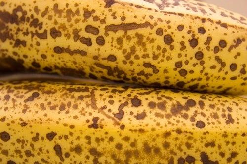 El plátano maduro y su efecto ¿anticancerígeno?