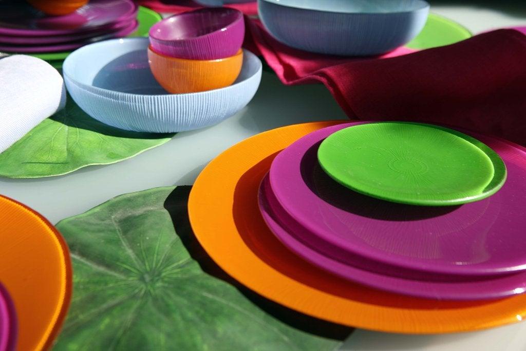 ¿Influye el color de la vajilla en el sabor de las comidas?