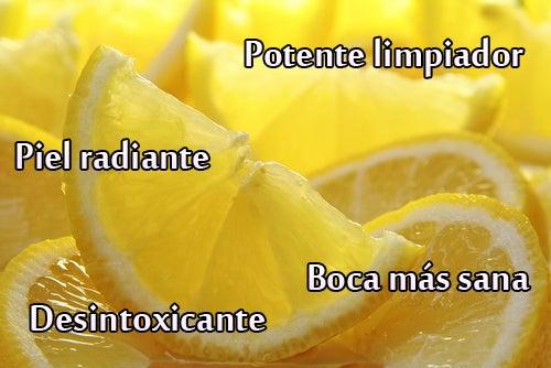 Remedios naturales a base de limón