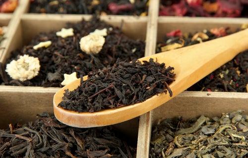 El té negro y la tensión arterial