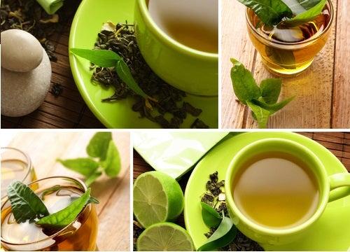 Disminuye tus niveles de azúcar con tés