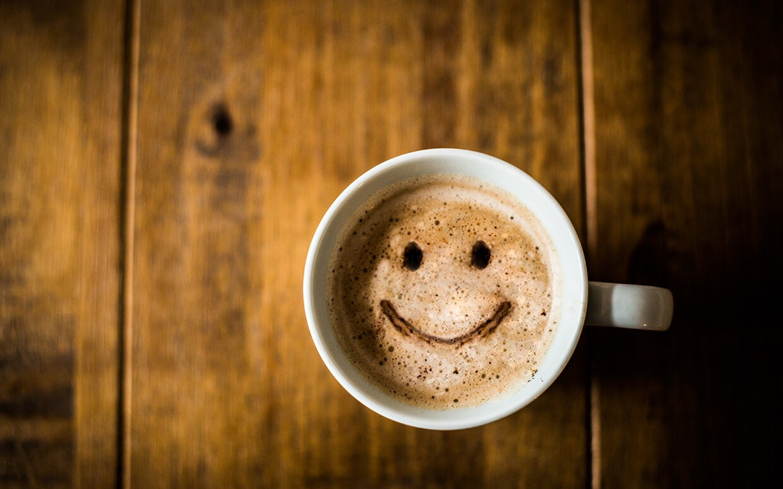 Alimentos más adictivos: café