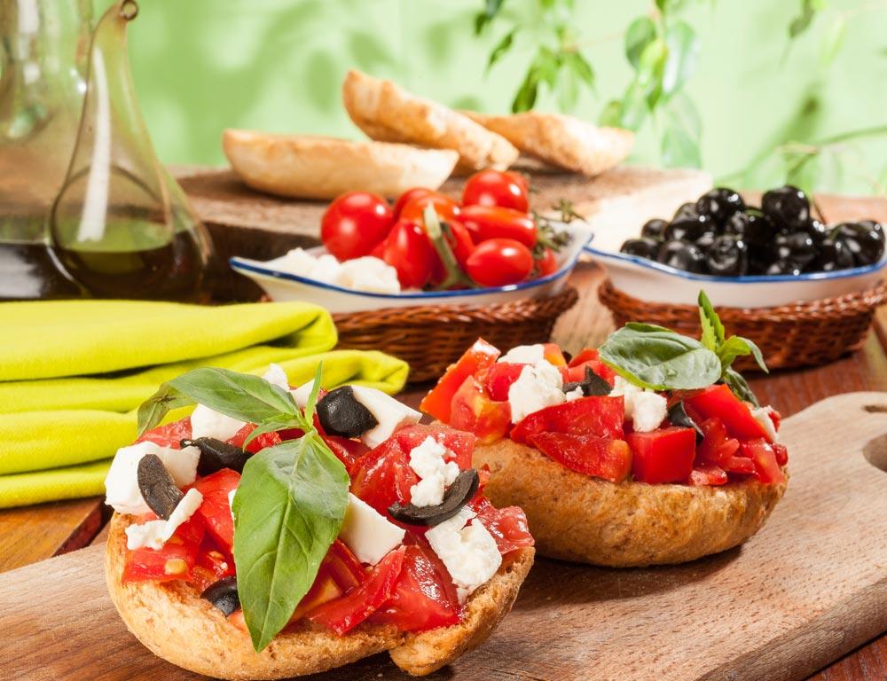 dieta mediterranea hace bajar de peso