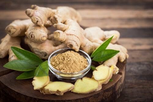 6 remedios con jengibre para tu salud cutánea