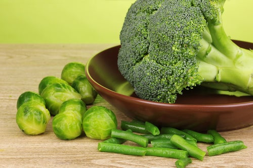 Brocoli calcium, tips to lose weight
