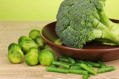 Brocoli,  u n alimento para el cuidado de piel y cabello