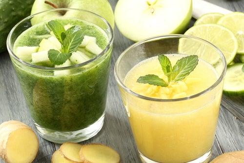 10 métodos para desintoxicar el organismo