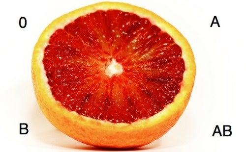 ¿Conoces la dieta del grupo sanguíneo?