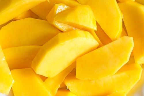 El mango, una fruta muy nutritiva