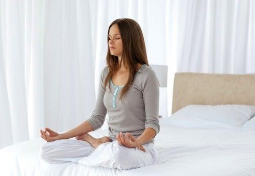 2 minutos de meditación para estar más sanos..