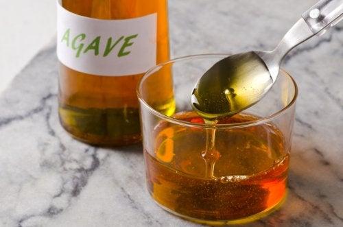 El sirope de agave puede ser muy beneficioso.