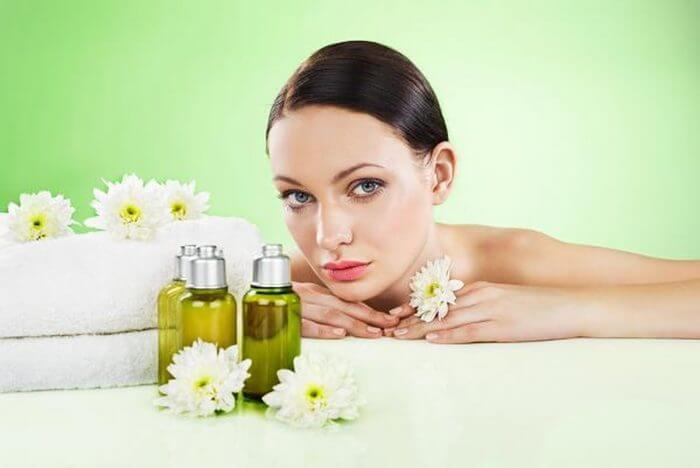 Aceites vegetales para hidratar la piel