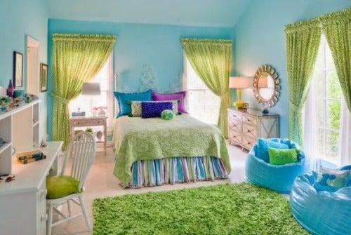 dormitorio.colorido