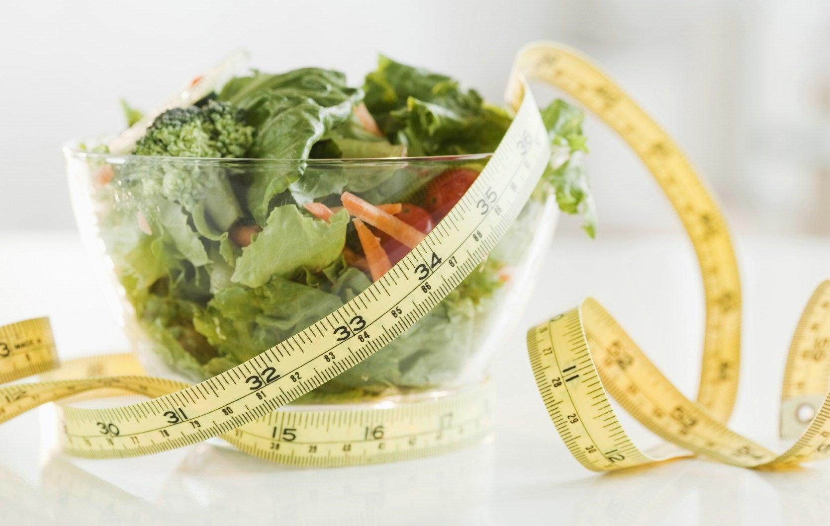 Adelgazar con ensaladas y de forma saludable