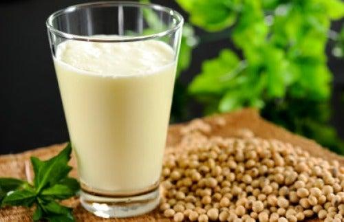 Recetas para sustituir los lácteos