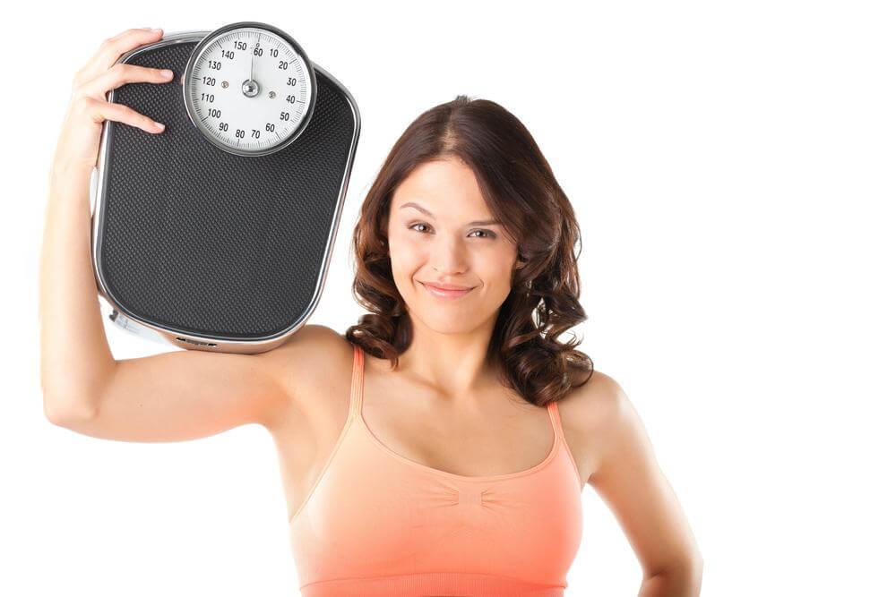 El mantener perfecto peso y adelgazar