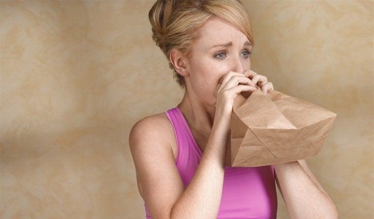 Hiperventilación y ansiedad: ¿cómo afrontarlas?
