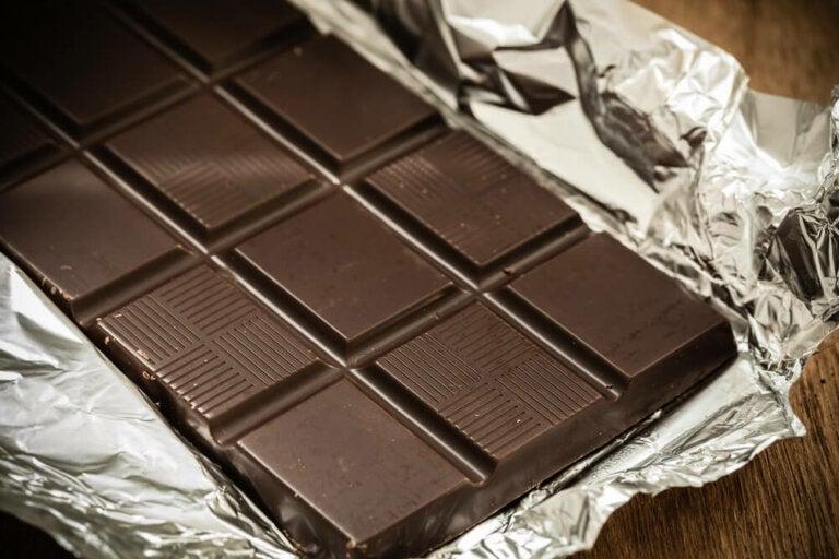 10 beneficios del chocolate negro o amargo