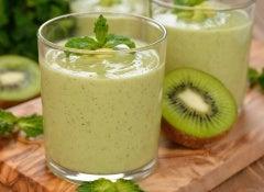 Bebidas verdes