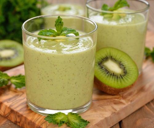 Bebidas verdes, excelentes para quemar grasa