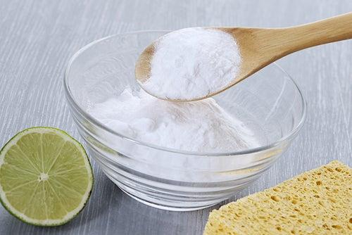 Bicarbonato de sodio para la sudoración en las manos