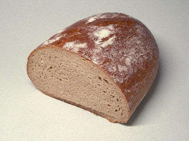 Que pan es mas sano para comer