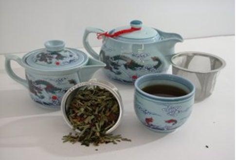 El-té-azul