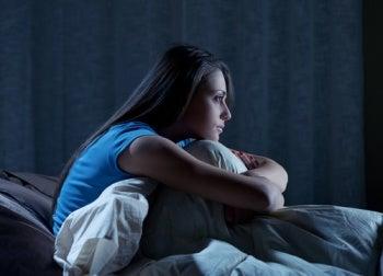 Insomnio y sudoración nocturna