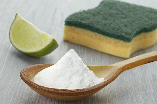 Cómo limpiar la casa con bicarbonato