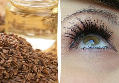 Usos cosméticos del lino