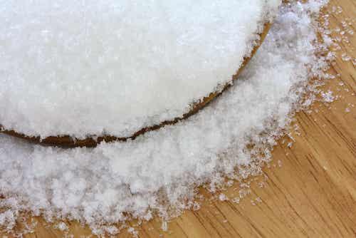 Las propiedades del cloruro de magnesio para la salud del cuerpo