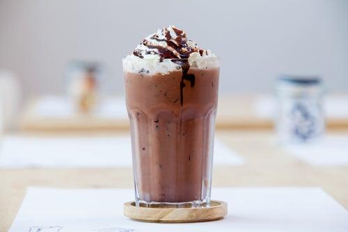 bebidas con muchas calorías que deberías evitar
