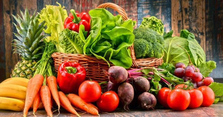 9 alimentos con gran cantidad de fibra